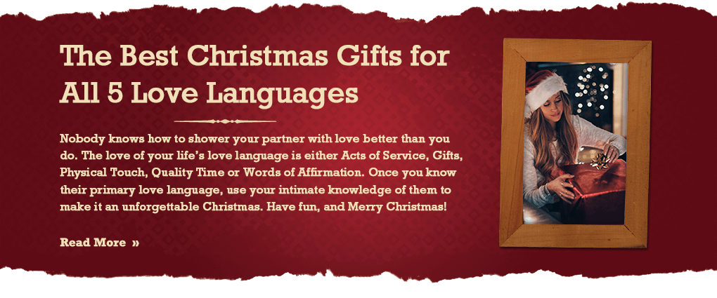 The Best Christmas Gifts for All 5 Love Languages